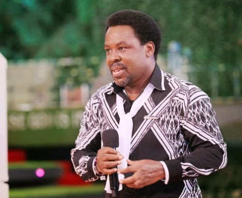 CAST YOUR BURDENS UPON THE LORD – TB Joshua