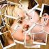 Montagem de fotos com Efeito Polaroid