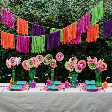 Fiesta! Host an awesome Cinco de Mayo Party