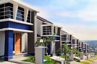 Unit rumah minimalis modern