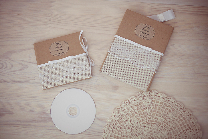 Как сделать коробки для дисков своими руками