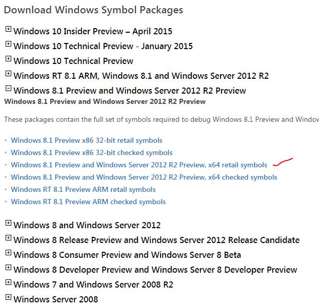 Runbook Windbg For Windows 20122012r2