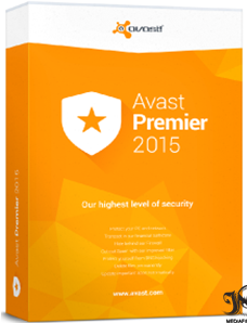 Avast Premier 2015 + Activator  cover by http://www.ifub.net/