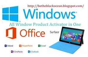 Windows All And Office 2016 And All Editions Activator (Re-Loader Activator)