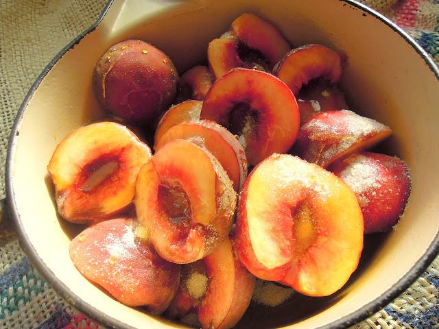 organic jam recipe