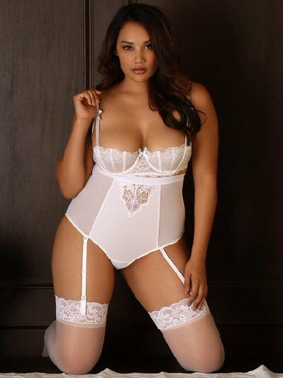 Plus Size Lingerie Page. Three Wishes was founded on a simple principle – that every woman deserves to feel sexy when they want to. All too often, plus size women are left out in the cold when it comes to sexy clothing, and lingerie in particular.