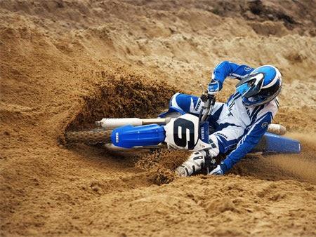 gambar motor cros pasir
