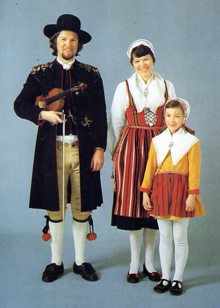 Traditional, Traditional clothes and Sweden on Pinterest