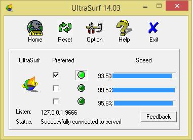 Download UltraSurf 14.03 Terbaru Gratis