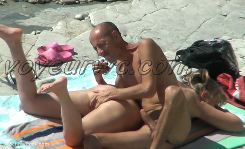 BeachHunters Sex 17076-17152 (Nude Beach Sex Voyeur)