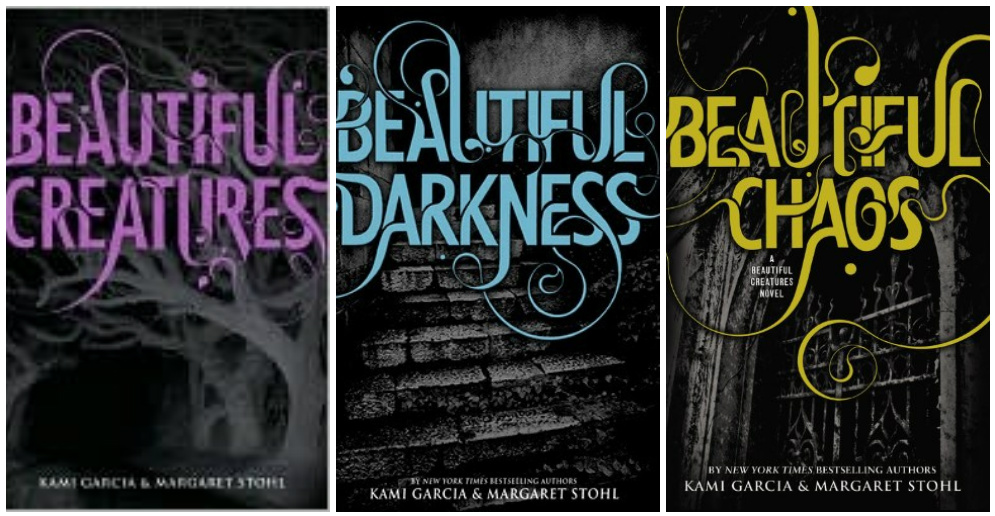 Beautiful Font For Book Cover ~ A myriad of books cover vs beautiful creatures