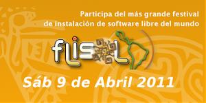 FLISOL: Sábado 9 de Abril en Salto
