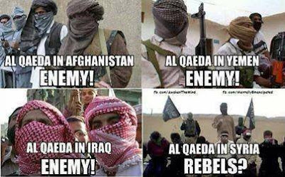 Al Qaeda Enemy, Enemy, Enemy ...REBELS