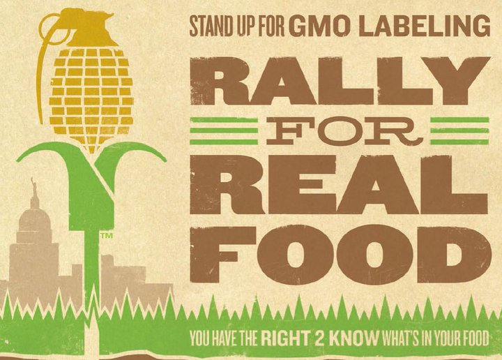 Rally for Real Food, Sunday, October 2