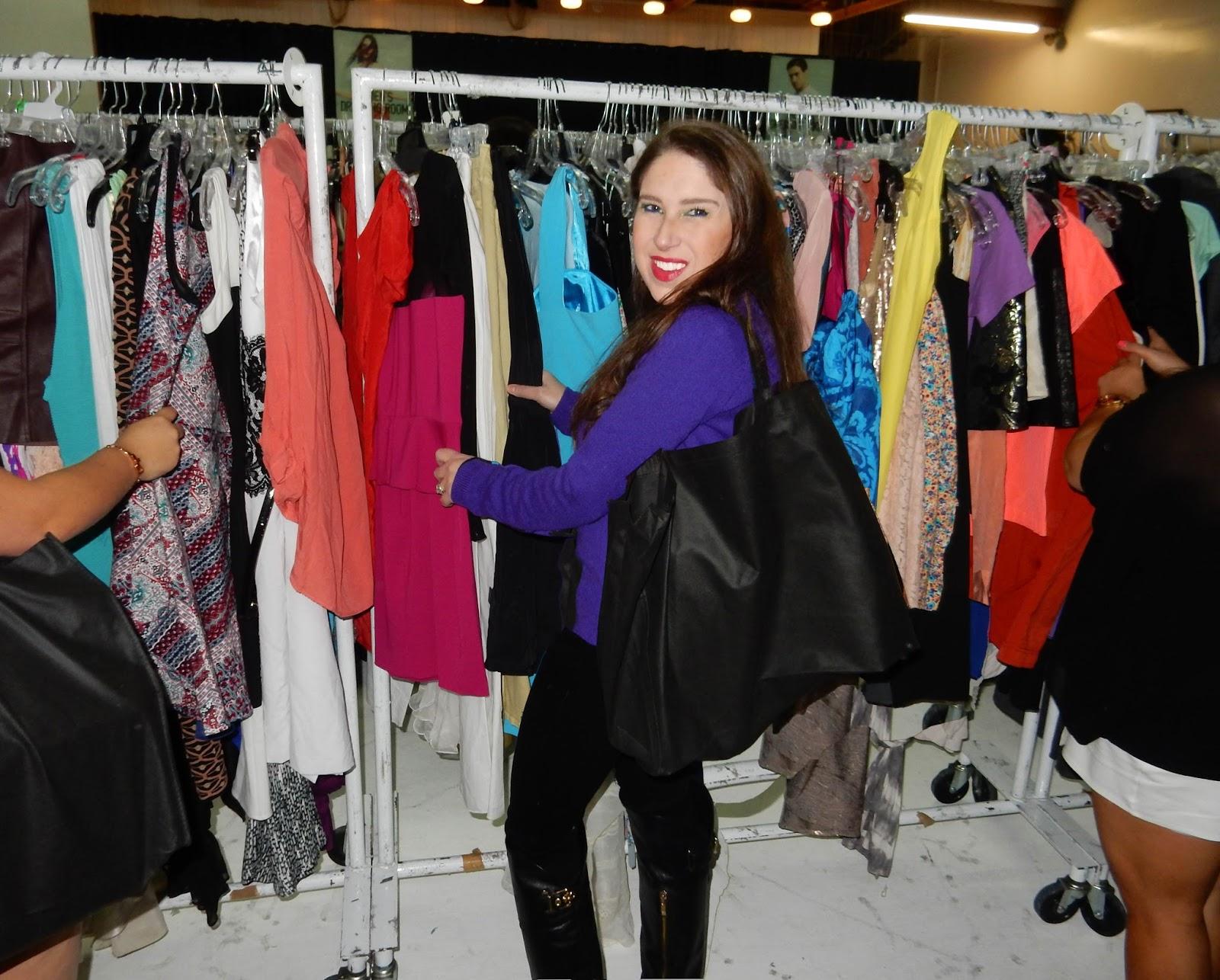 Gilt Los Angeles Shopping event.
