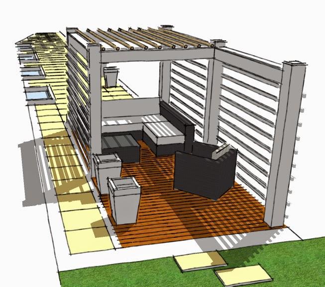Progettare spazi verdi progetto di massima maria for Progettare spazi verdi