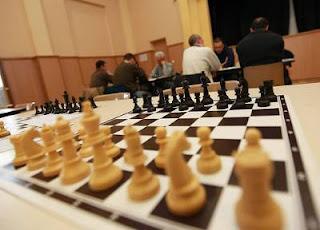 Alzheimer et le jeu d'échecs ?