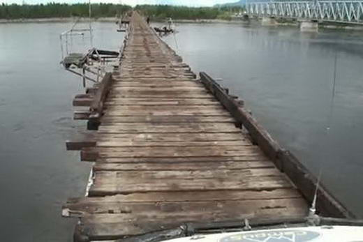 10 Bridge Most Exotic and Horrible