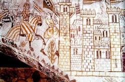 Entrada de Jaume I a València