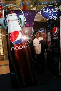 Pepsi Pakistan and Pakistan Idol - Karachi Mall Activation