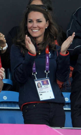 Sport Fashion Olympic 2012♡Kate Middleton Duchess of Cambridge