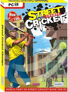 Download Street Cricket 2010 PC Game