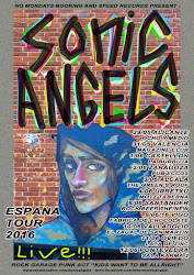 Sonic Angels Spanis Tour 2016