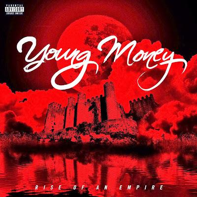 portada del disco young money rise of an empire