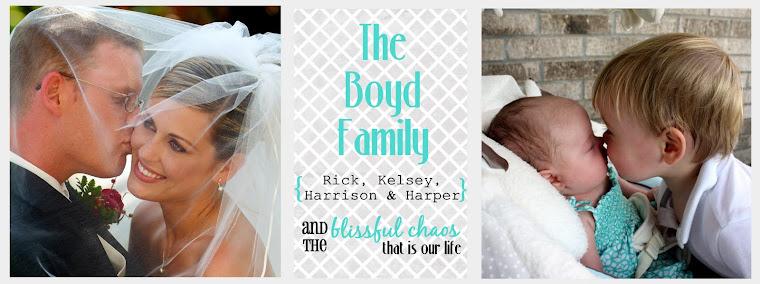 {The Boyd Family}