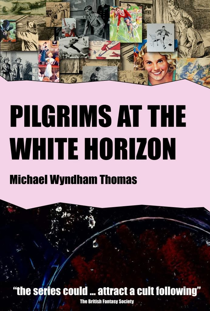 Pilgrims at the White Horizon
