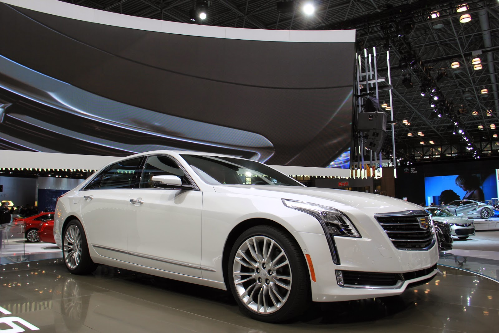 Cadillac Engineer Travis Hester Spills Out The New CT6's ...
