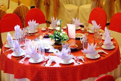 Địa điểm cưới tại tphcm Park Hyatt Saigon