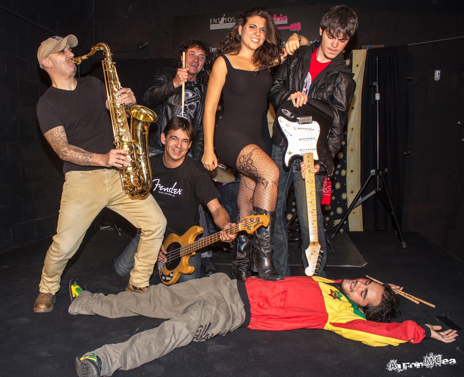 Revista zona norte de madrid historia del rock un gran for Espectaculo historia del rock