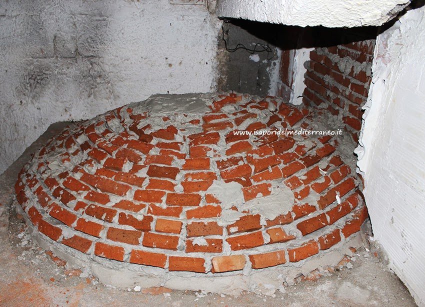 Forno per pizza fai da te sd45 regardsdefemmes - Costruire forno a legna economico ...