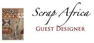 Guest Designer Scrap Africa