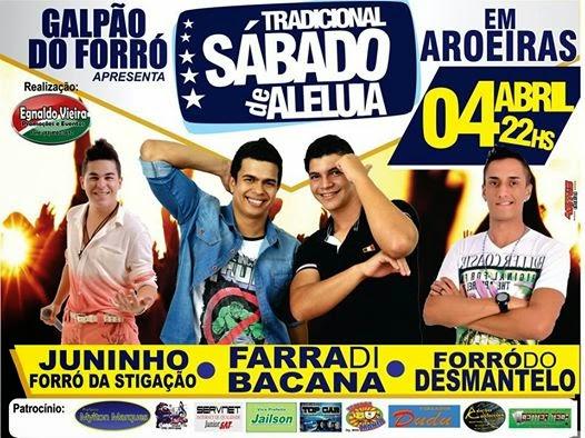 Aroeiras Paraíba