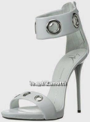 Giuseppe Zanotti Women's Ankle Strap Dress Sandal
