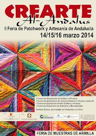 Feria de Patchwork, Artesanía y Manualidades de Andalucía