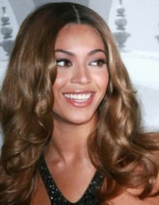 Beyonce Knowles Long Wavy
