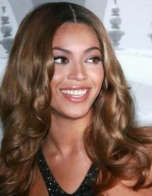 Beyonce Knowles Long Wavy