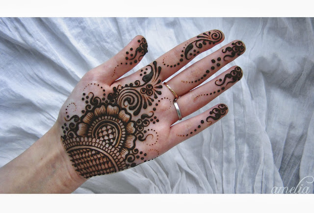 Mehndi Patterns Diwali : Best mehndi designs for different occasions diwali