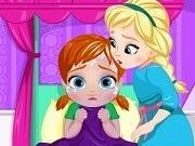 Frozen Baby Anna Frostbites