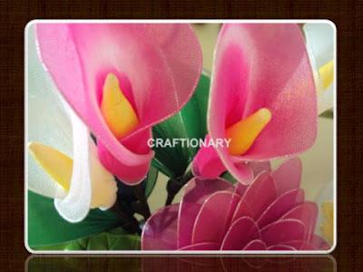 nylon lilies