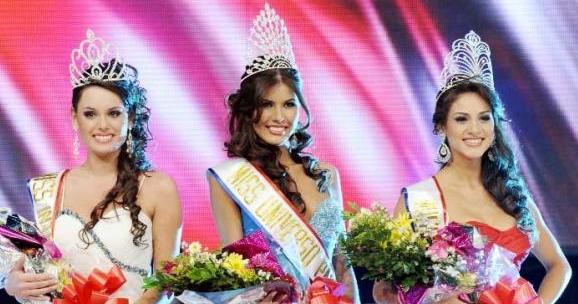 miss reinas paraguayas del bicentenario 2011 winners