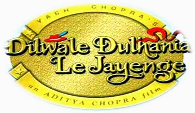 Dilwale Dulhania Le Jayenge aka DDLJ logo