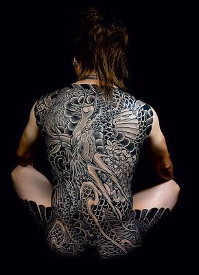 Japanese Tattoo Full Body