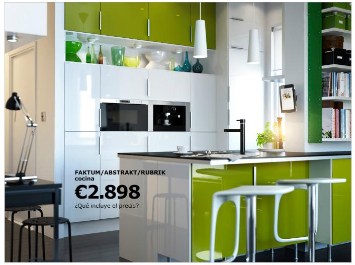 una de las cocinas mas practicas de ikea - Cocinas Americanas Ikea