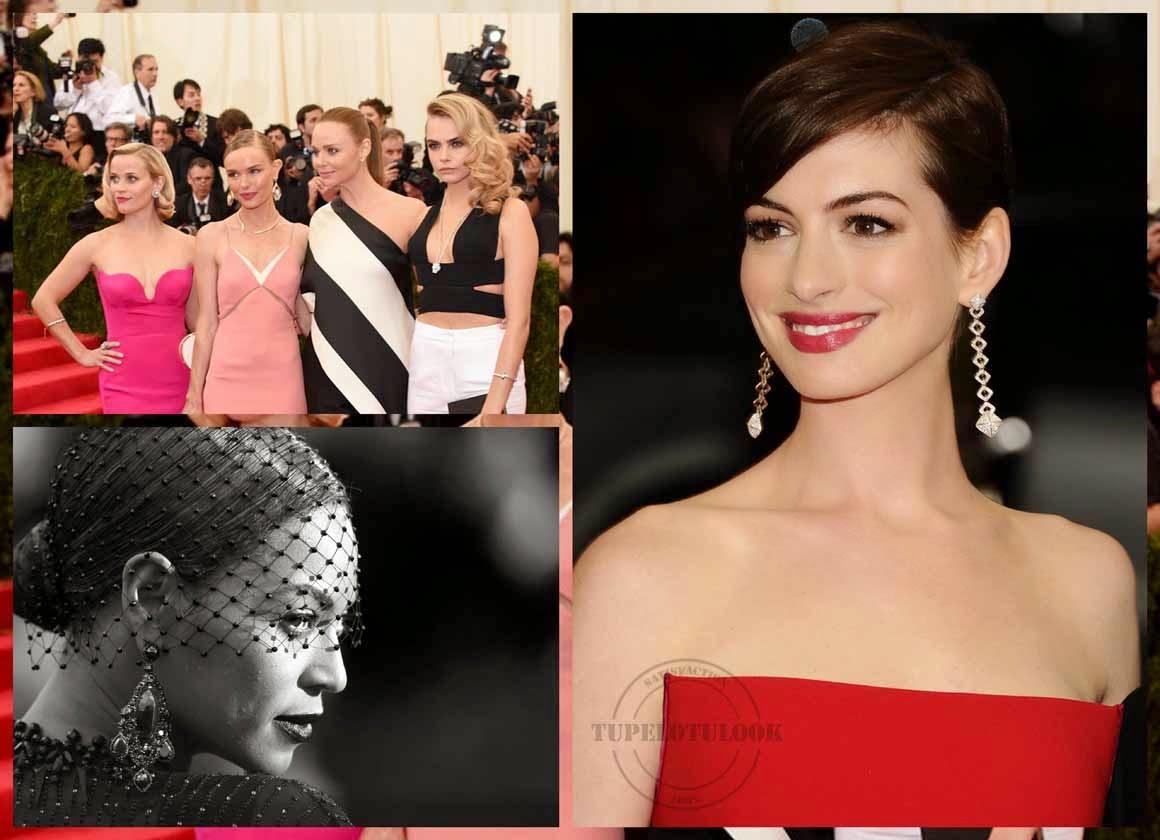 look peinados 2014 Gala Met