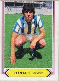 Genaro Celayeta San Sebastián / Real Sociedad
