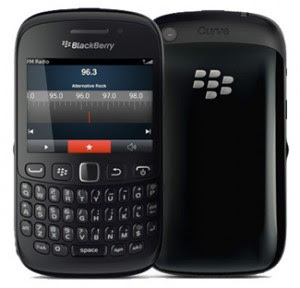 BlackBerry 9220 Davis